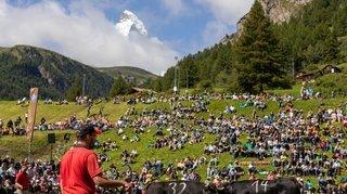 Zermatt, les reines ont enfin retrouvé leur public