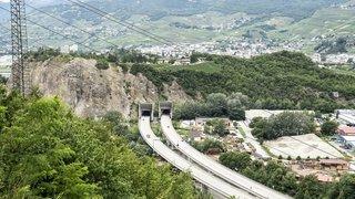 La géologie, c'est pas que des cailloux 2/5: Salquenen: le gigantesque éboulement qui a transformé la plaine du Rhône