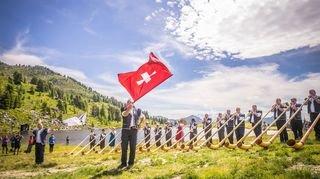 Nendaz à nouveau capitale du cor des Alpes