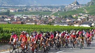 Cyclisme: la neuvième édition de la Cyclosportive des vins du Valais prend la direction du Haut-Valais