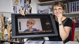 Monthey: elle a choisi d'illustrer son combat contre le cancer dans une bande dessinée humoristique