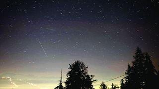 Nendaz: une nuit pour observer les étoiles filantes