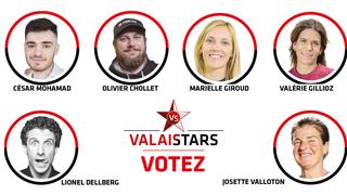 ValaiStars: élisez la personnalité du 2e trimestre 2021