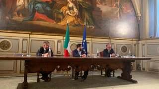 La Fondation Fellini reçue au Parlement italien