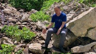 La géologie, c'est pas que des cailloux 3/5: Salanfe: le barrage à l'origine de sources d'eau chaude