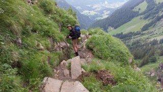 Marche rapide: le Valaisan Rémy Goujon a réalisé le tour du Mont-Blanc en 43 heures effectives