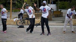 Sierre et Sion: une battle de hip-hop lors du festival Et Sion dansait