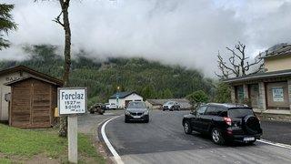 Col de La Forclaz: des navettes supplémentaires pour éviter le parcage sauvage