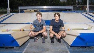 Athlétisme: Justin Fournier et Valentin Imsand manquent la qualification pour la finale