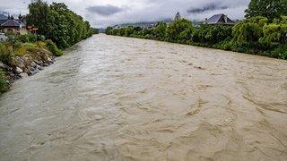 Correction du Rhône: grand chamboulement à l'Etat du Valais