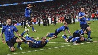 Euro 2021: dix chiffres marquants de ce mois de compétition