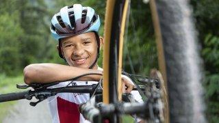 VTT: à 15 ans, à peine, Marc José se lance sur le terrain et découvrira le Grand Raid
