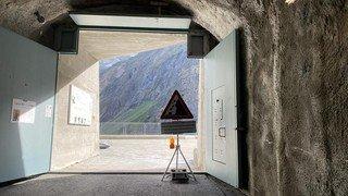 L'accès au barrage de Mauvoisin est rouvert