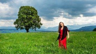 Marie-Claude Chappuis à Champéry: «La Suisse devrait mieux mettre en avant ses artistes»