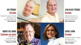 Jeux olympiques: seuls quatre Valaisans sont montés sur un podium lors des JO d'été