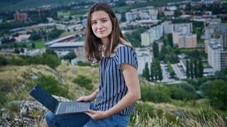 La Valaisanne Valérie Zermatten a développé un algorithme pour accélérer le recensement territorial
