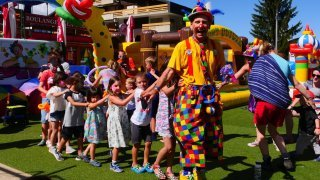 La Tzoumaz: les familles seront à la fête avec Pif le clown