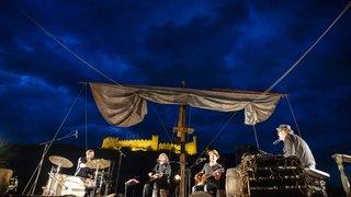 Stephan Eicher au Palp Festival, un frêle esquif pour un tourbillon d'émotions