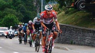 Cyclisme: Simon Pellaud s'est encore pris au jeu d'un maillot