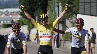 Cyclisme: les questions que l'on peut se poser à l'issue du Tour de France