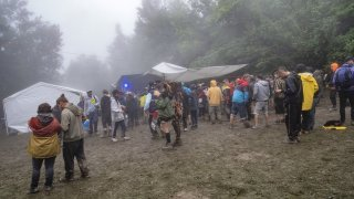 """Rave party à Arbaz: """"les participants ont été corrects"""""""