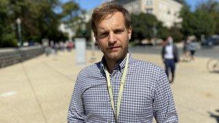 Raphaël Grand, journaliste baroudeur: de l'élection de Freysinger à la présidence de Trump