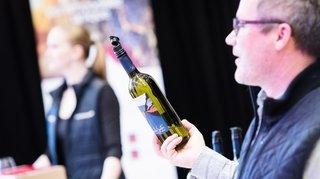 Crans-Montana: le Salon des vins et terroir se tient durant trois jours