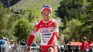 Cyclisme – Simon Pellaud: «Je dois ce contrat chez Trek à mes jambes et à mon cœur»