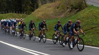 Tour de Romandie: une étape pourrait partir du canton de Neuchâtel en 2022