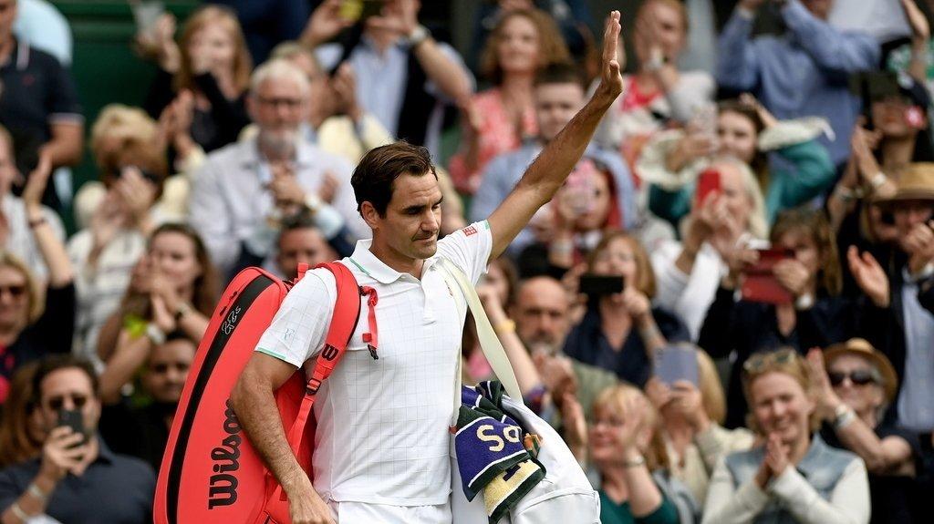 Roger Federer: «Je vais bien, la rééducation avance»