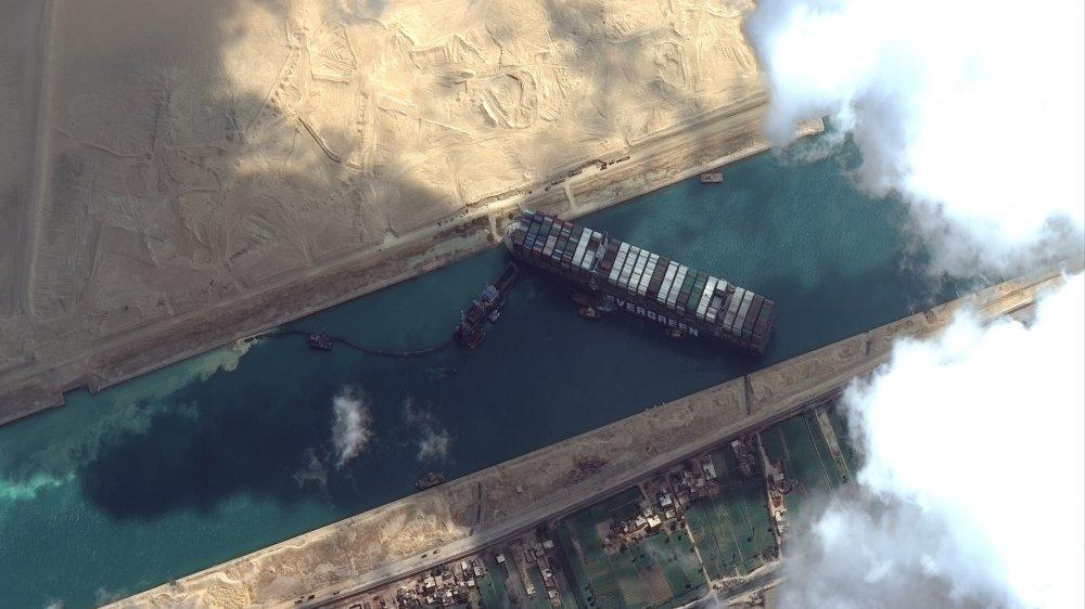 Les retards causés par le blocage du canal de Suez par le cargo Ever Given en mars dernier n'ont rien arrangé pour le fret maritime.