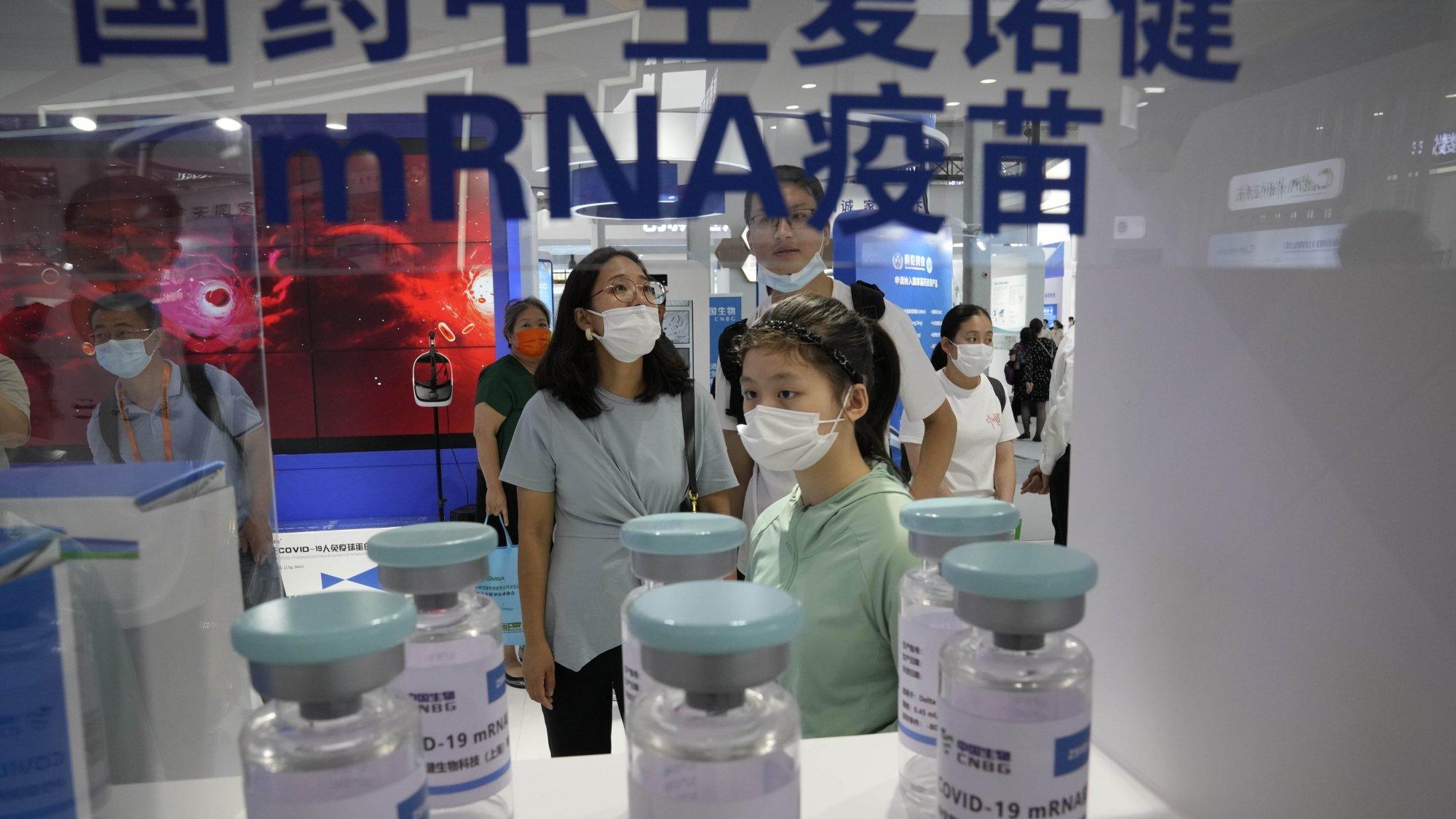 Le vaccin chinois de Sinopharm n'est pas homologué par Swissmedic  et peut donc causer des surprises lors de l'arrivée en Suisse.