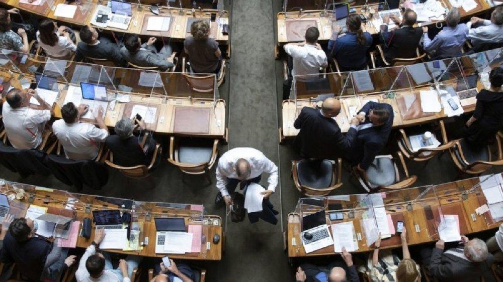 Le Conseil national a débattu hier au sujet de l'initiative populaire  «contre les exportations d'armes  dans des pays en proie à la guerre civile».