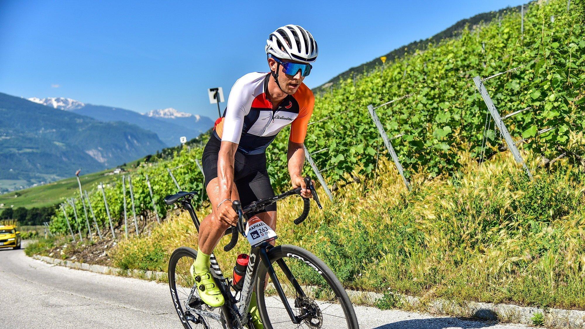 Raphaël Addy avait déjà été malade, notamment lors du Tour des stations.