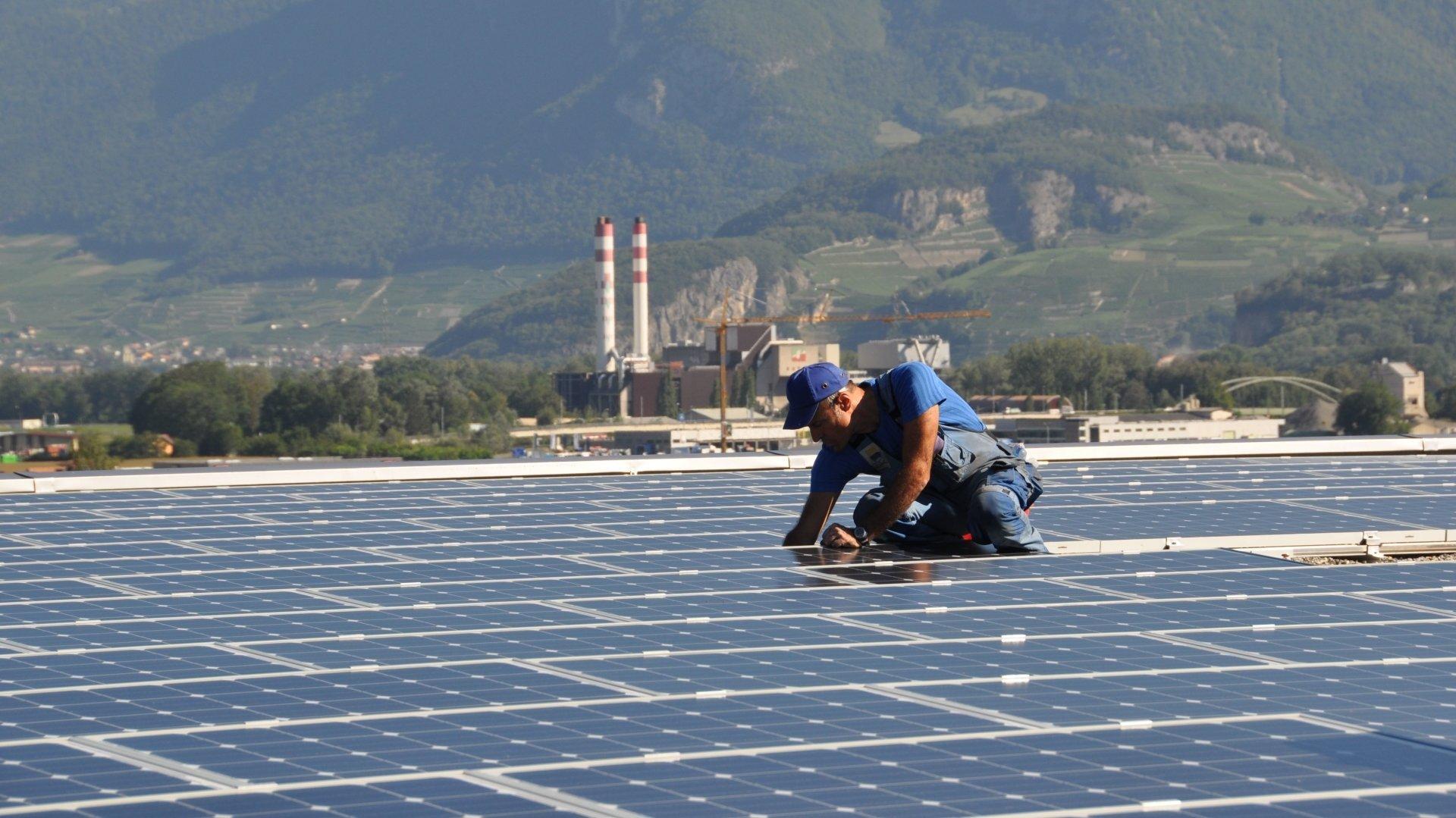 La nouvelle société devrait pouvoir investir dans les énergies renouvelables.