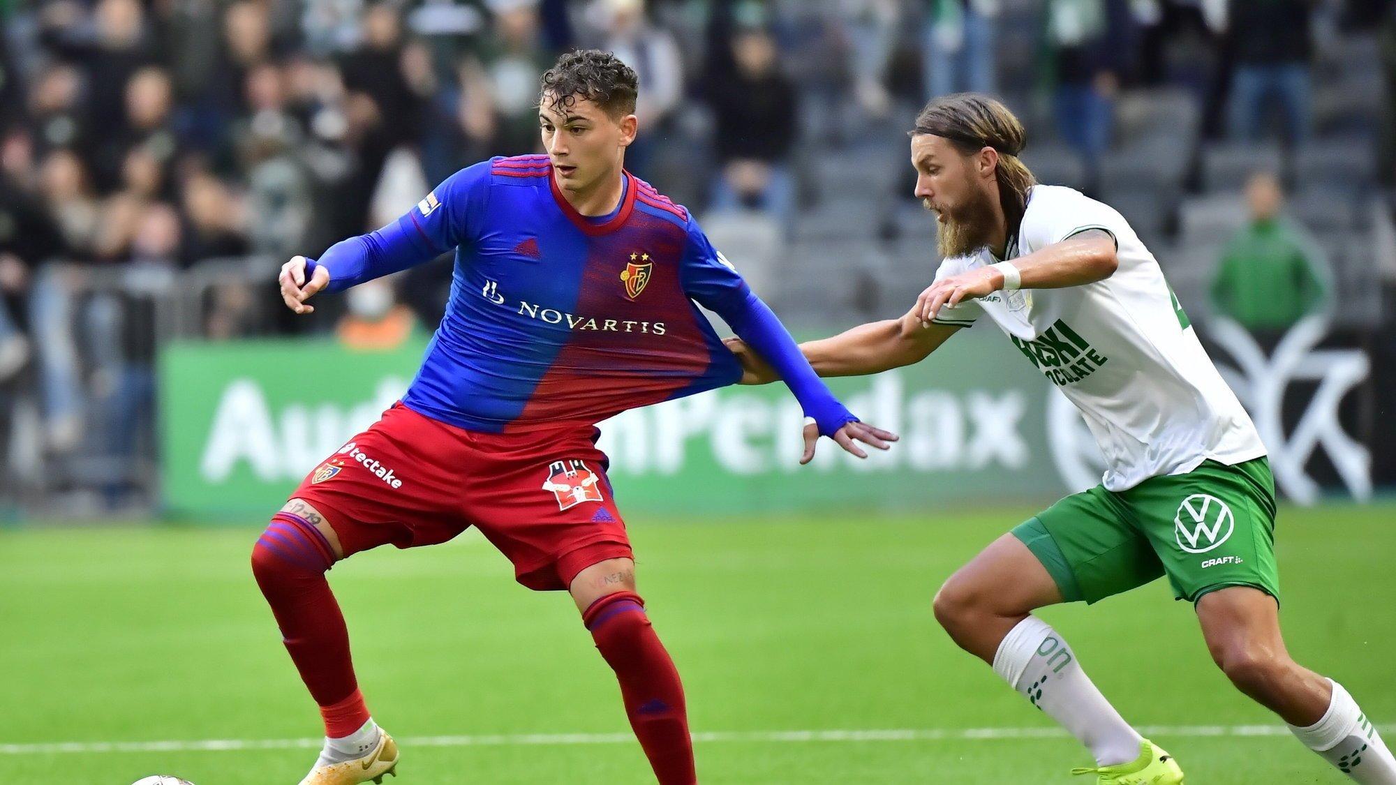 Bâle et Sebastiano Esposito se sont qualifiés pour la phase de groupe de l'Europa Conference League.