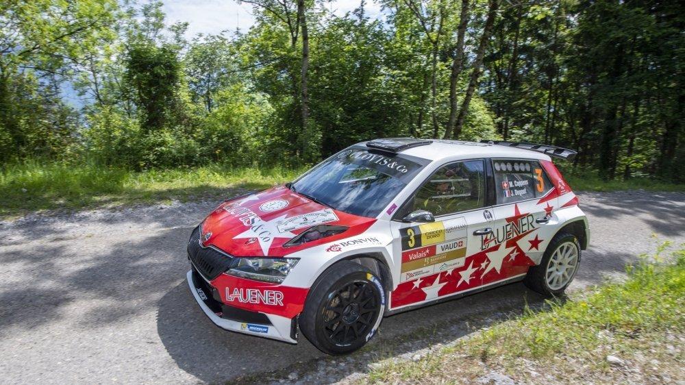 Mike Coppens entamera le Mont-Blanc avec l'étiquette de leader du championnat de Suisse.