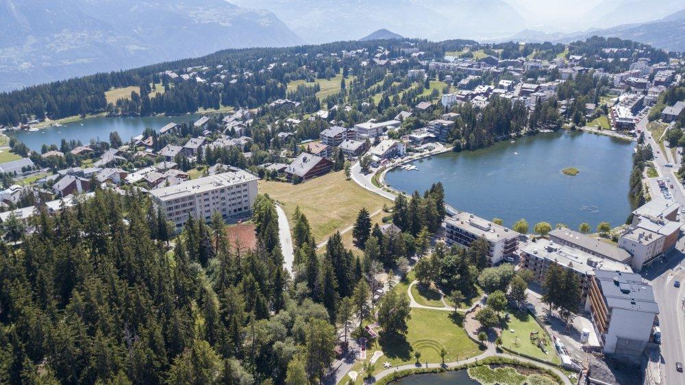 Depuis quelques années, Crans-Montana se profile comme un pôle d'innovation de premier plan en Valais.