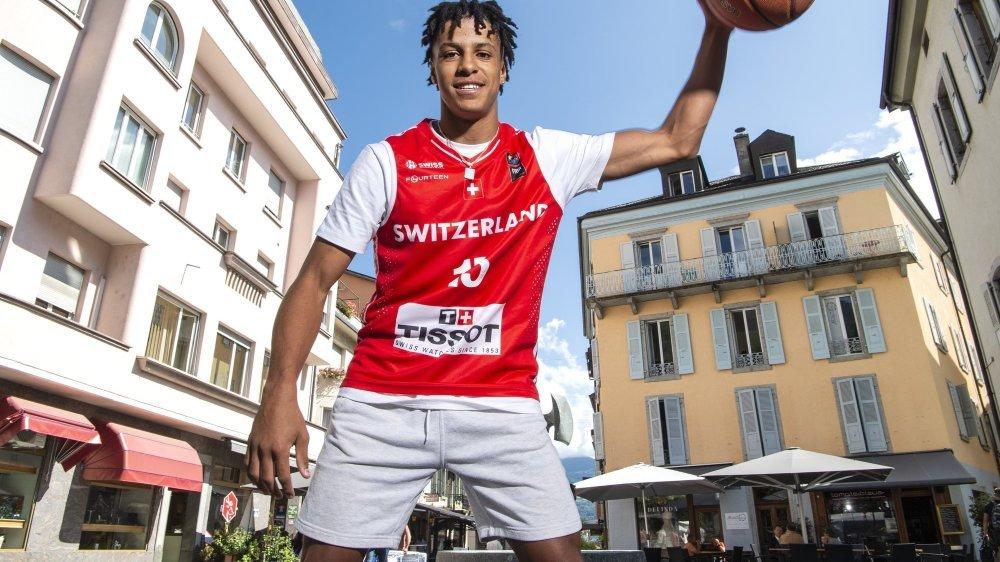 Malyk Rebetez a reçu cet été sa première convocation en équipe de Suisse U20.