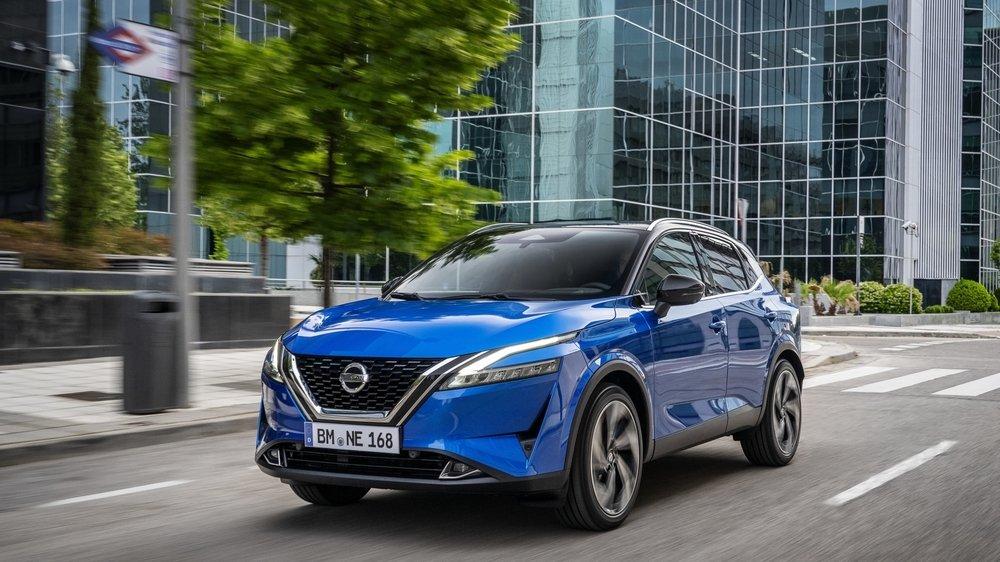 L'unique motorisation essence proposée sur le nouveau Qashqai délivre 140 ch en combinaison avec la boîte de vitesses manuelle et 158 ch pour la version automatique.