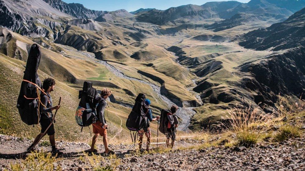 La Tournée des refuges s'offrira une dernière ascension dans le cadre du Zermatt Music Festival & Academy.