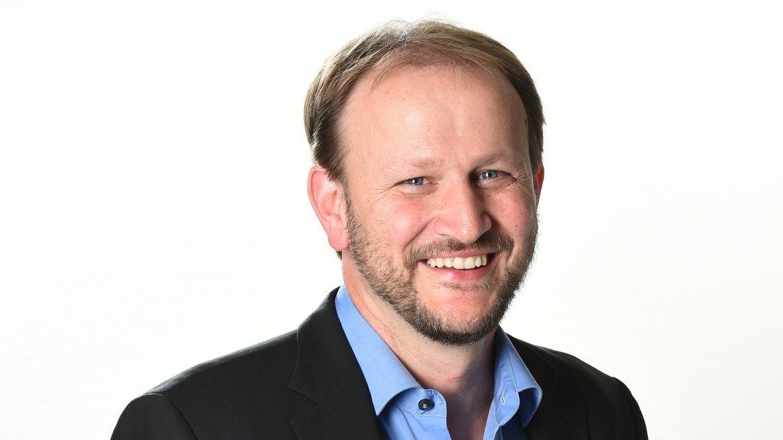 Vincent Fragnière, rédacteur en chef du «Nouvelliste»