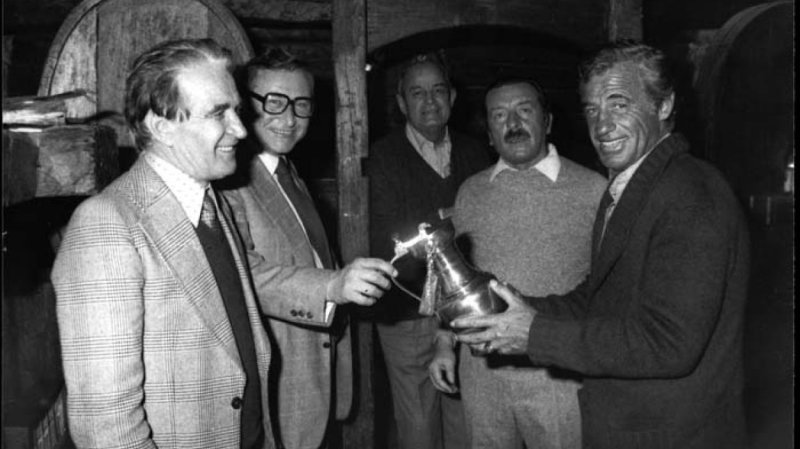 Jean-Paul Belmondo avait tissé des liens d'amitié avec Crans-Montana et le Valais