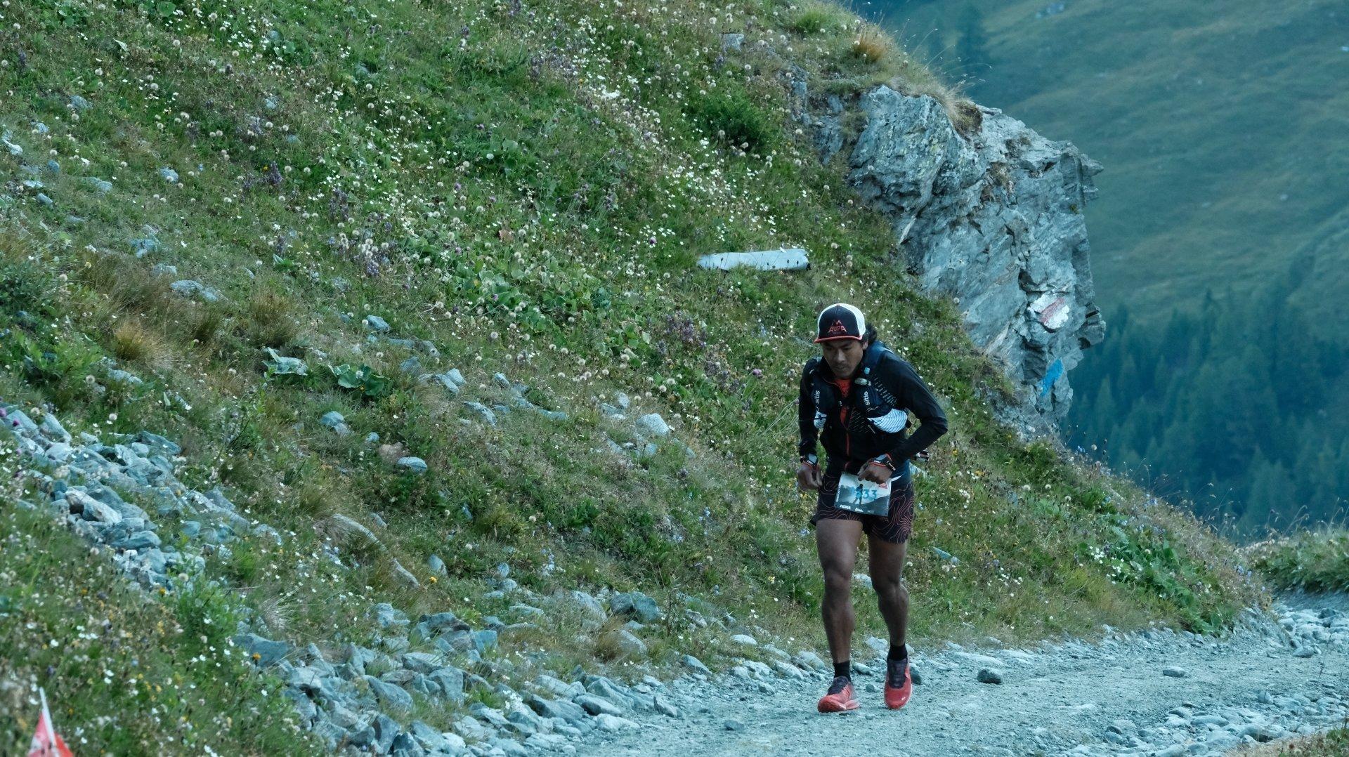 Succès néplais sur le Swiss Peaks 170.