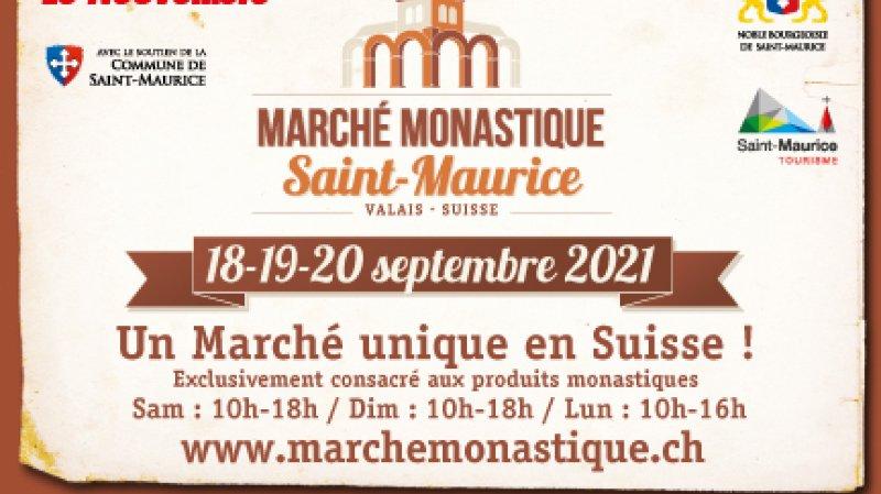 Marché Monastique - 9e édition