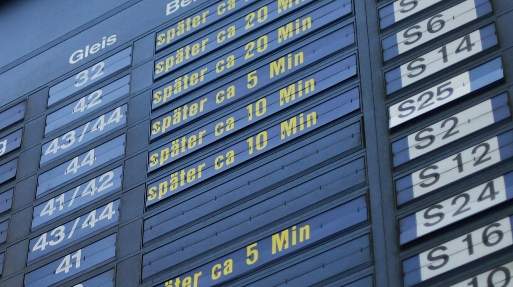 Transports publics en retard: 6800 dédommagements en 6 mois