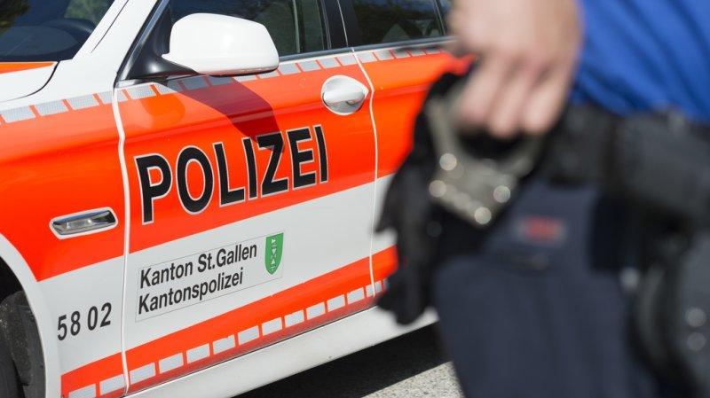 Accident: un homme perd la vie sur l'autoroute A3 près de Berschis (SG)