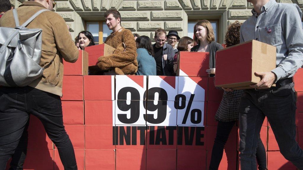 Initiative «99%»: l'essentiel de la votation en 5 questions