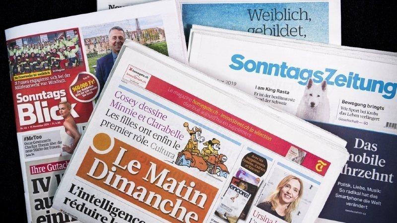 Revue de presse: soins intensifs, certificat Covid, taux négatifs… les titres de ce dimanche