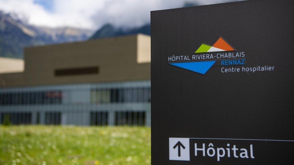 Covid-19: l'Hôpital Riviera-Chablais centralise le dépistage et la vaccination